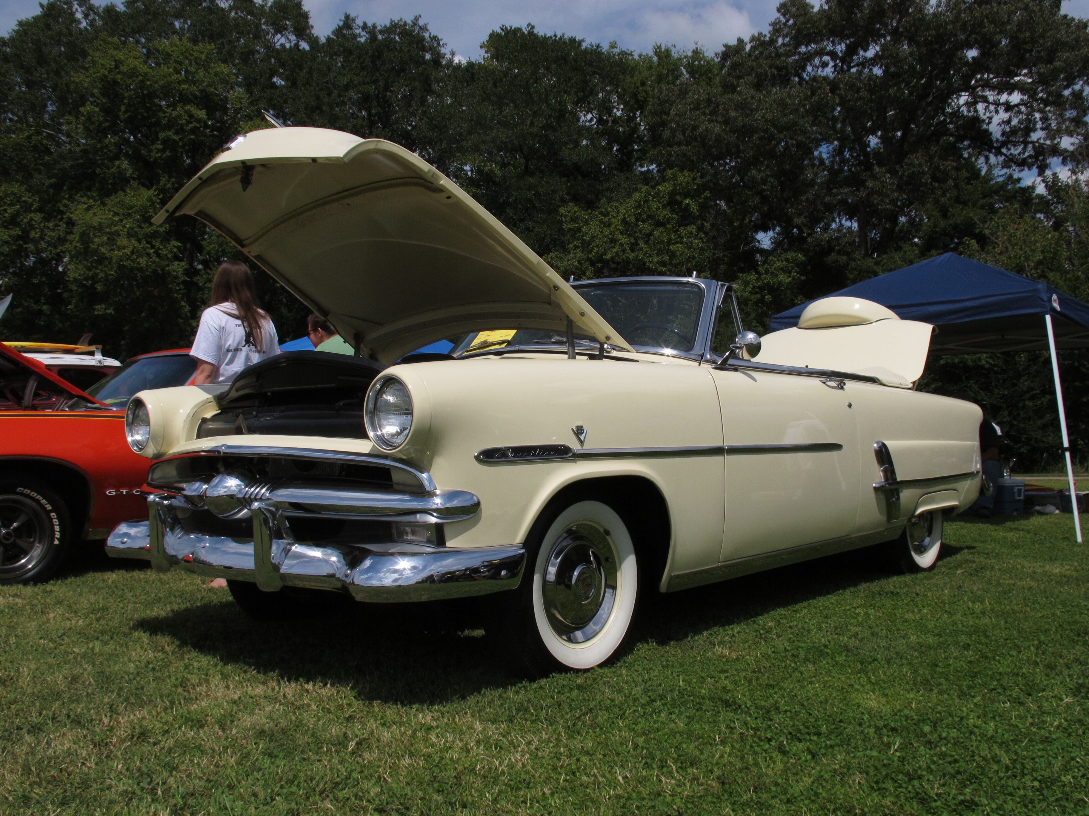 Cars By The Creek 2012 – Montevallo, Alabama | Coats Classic Cars Blog