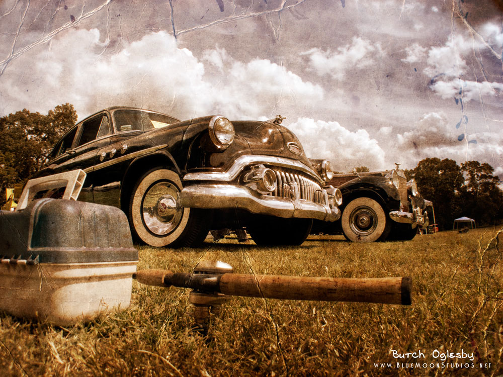 """1952 Buick """"Jack"""" and 1951 Rolls-Royce """"Catherine"""""""